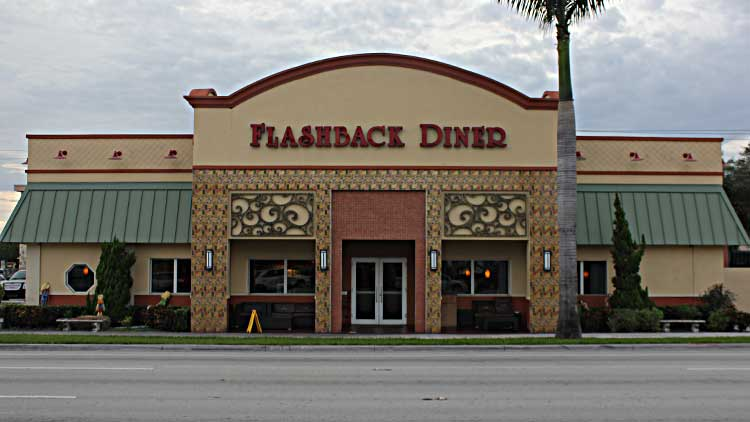 Flashback Diner Hallandale Beach